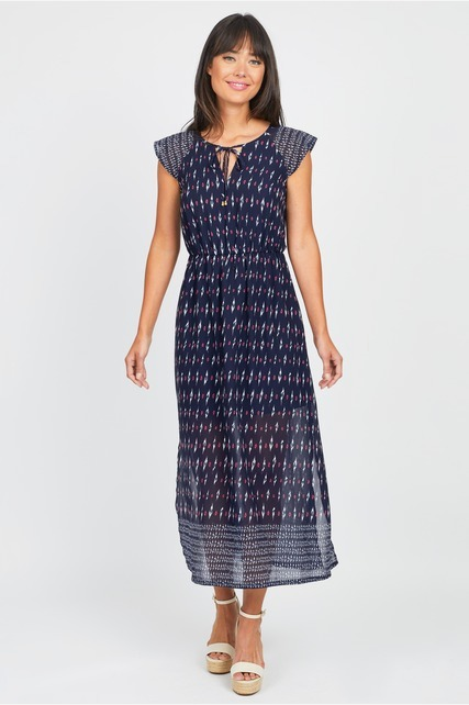 Split Side Maxi Dress