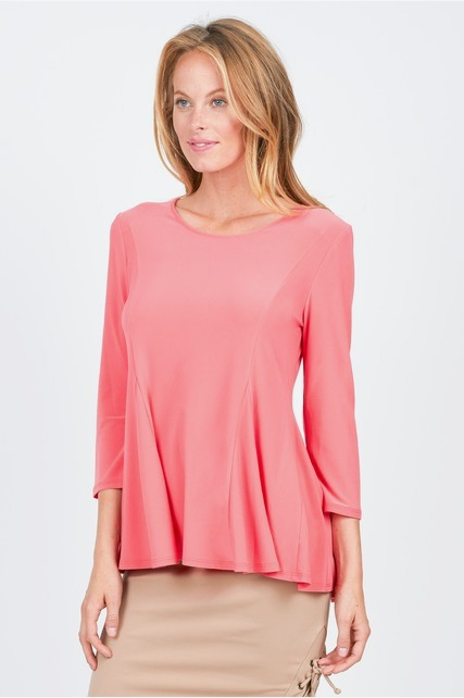 Swing Peplum Top