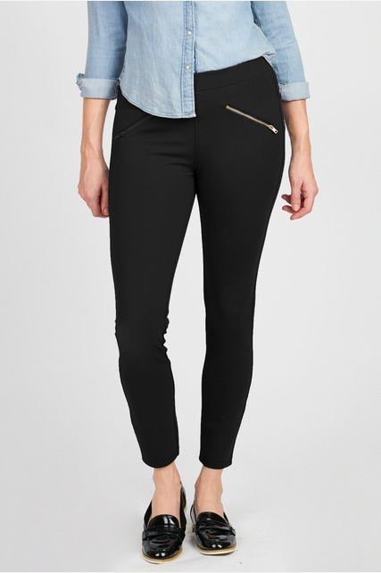 Zipper Detail Pant