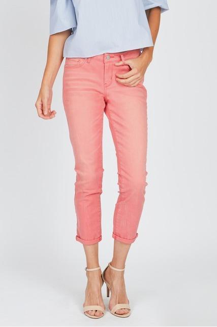 Skinny Rolled Jean