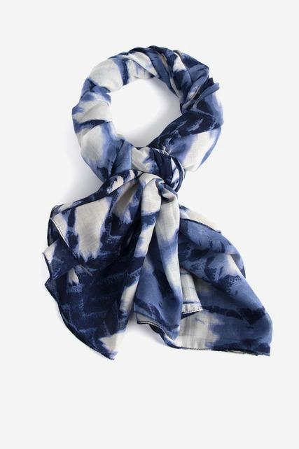 Lightweight Tie Dye Scarf