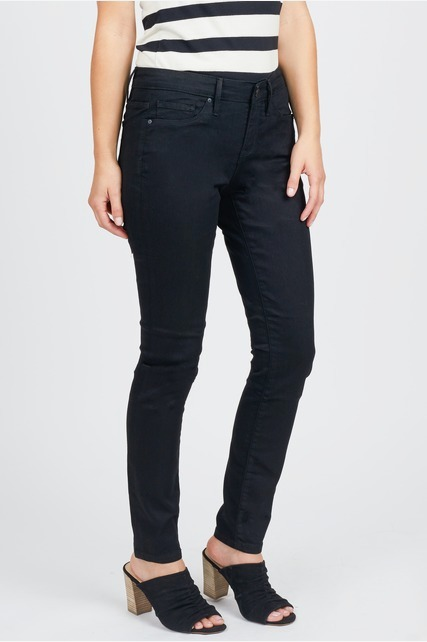 Mid Rise Slim Fit Jean