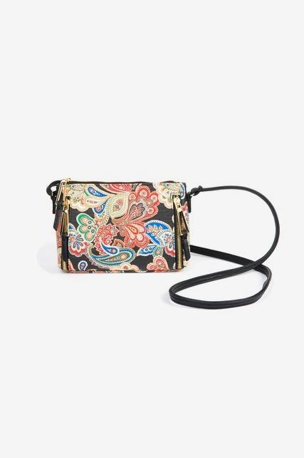 Paisley Crossbody Bag