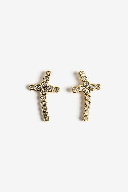 Curved Cross Stud