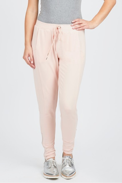 Side Ankle Zip Jogger