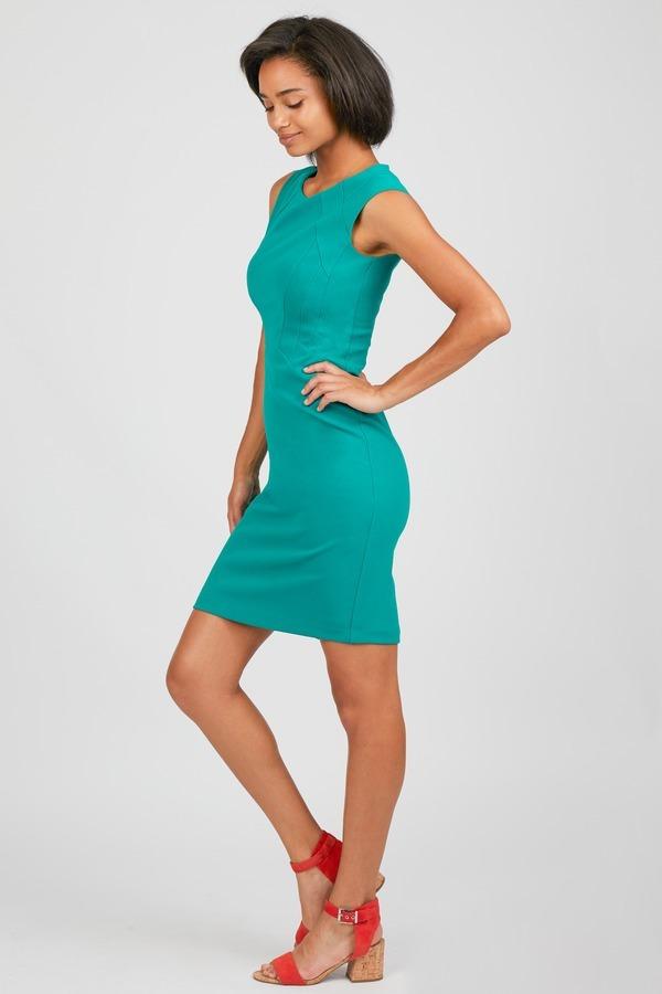 Scuba Body Con Dress