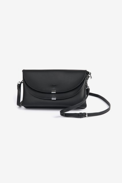 Double Flap Crossbody