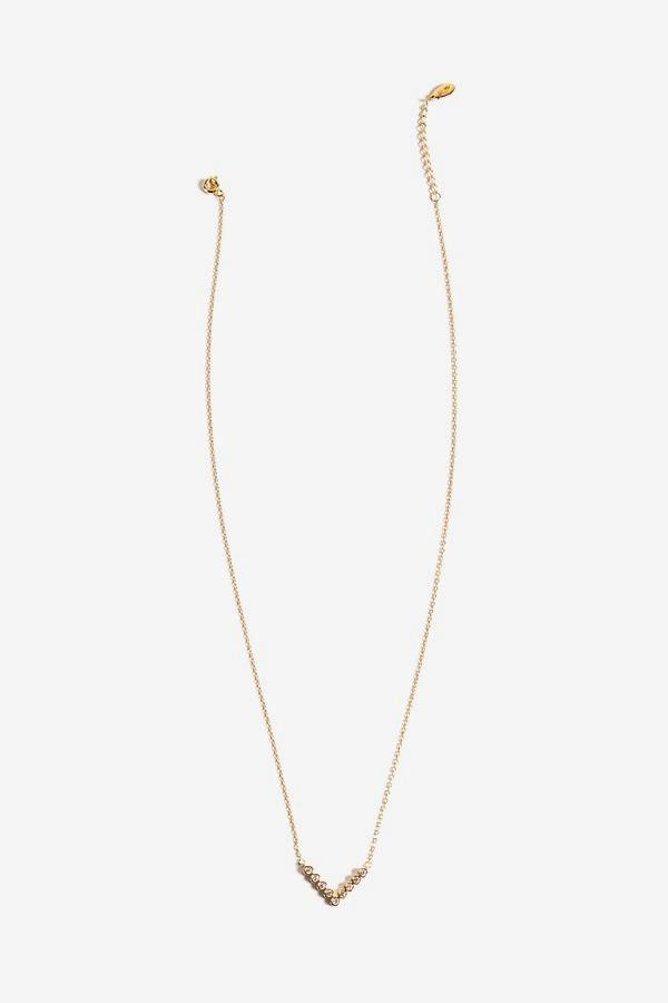 Delicate V Necklace