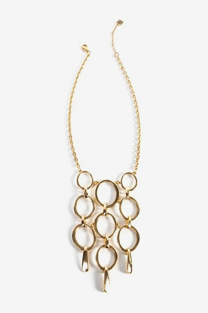Statement Link Necklace