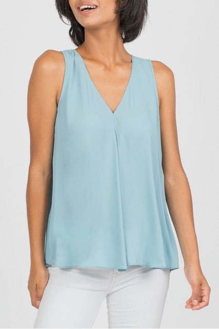 Inverted Pleat Tank