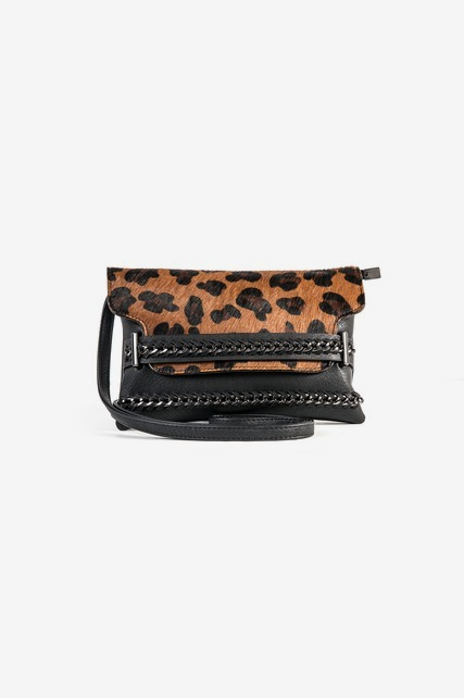 Haircalf Chain Crossbody