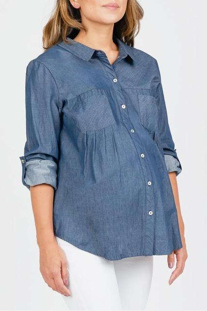 Chambray Shirt