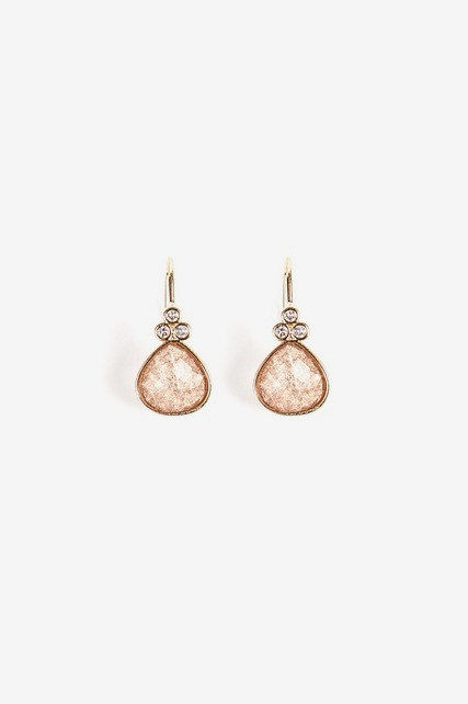 Small Teardrop Earring