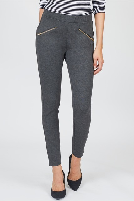 Zipper Detail Pant