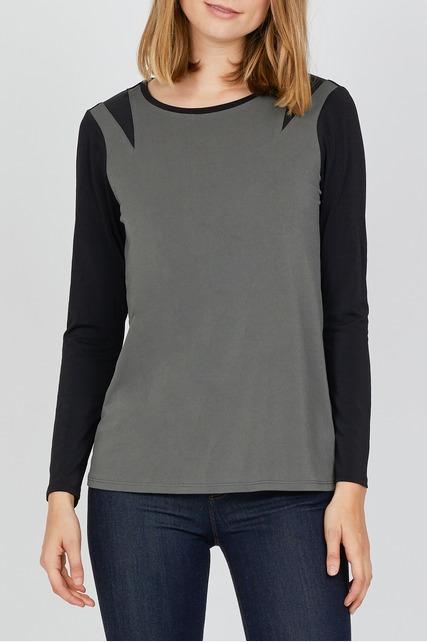 Shoulder Cutout Top