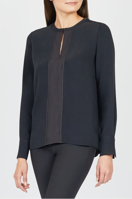 Front Keyhole Top