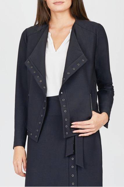 Grommet Jacket