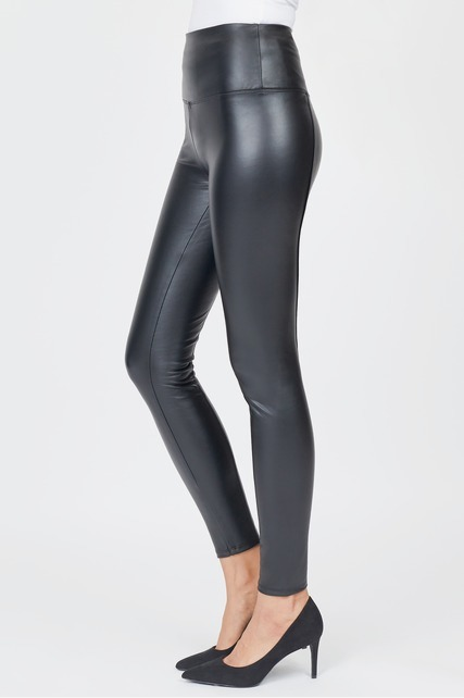 Leatherette Legging