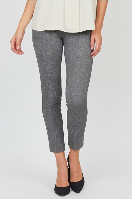Cropped Skinny Trouser