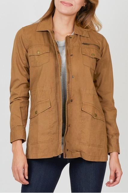Cargo Pocket Jacket
