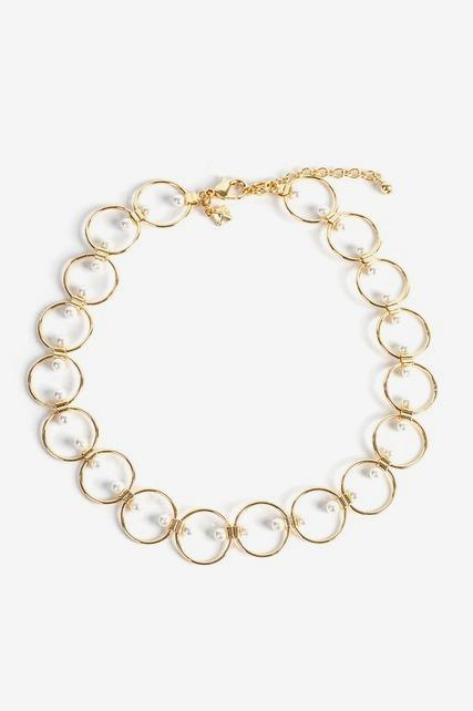 Floating Pearls Chocker