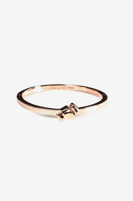 Knot Hinged Bangle