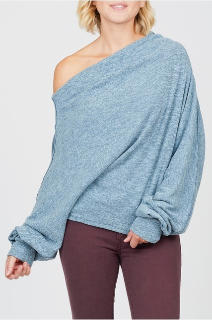 Off Shoulder Thermal