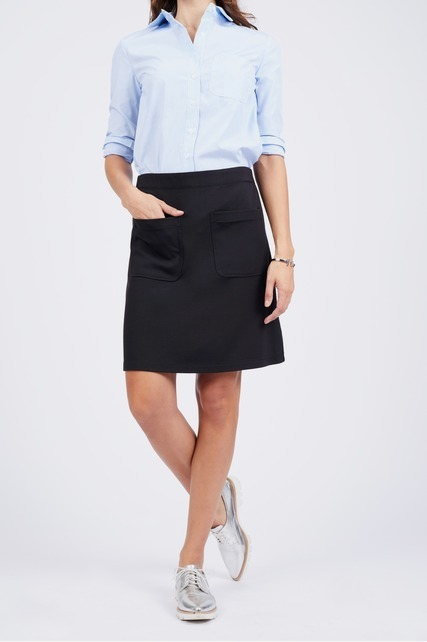 Front Pocket Skirt