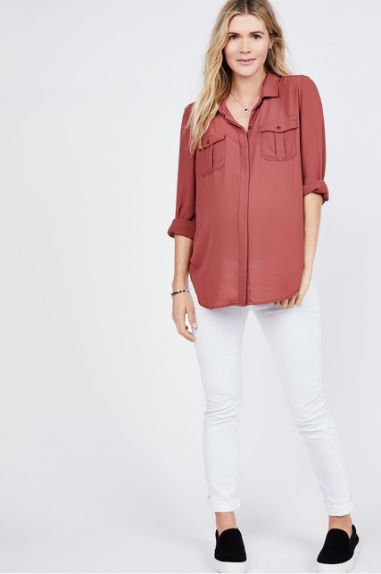 Cargo Pocket Shirt