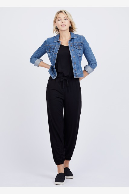 High Twist Jumpsuit
