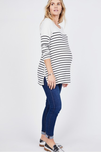 Zipper Side Tunic