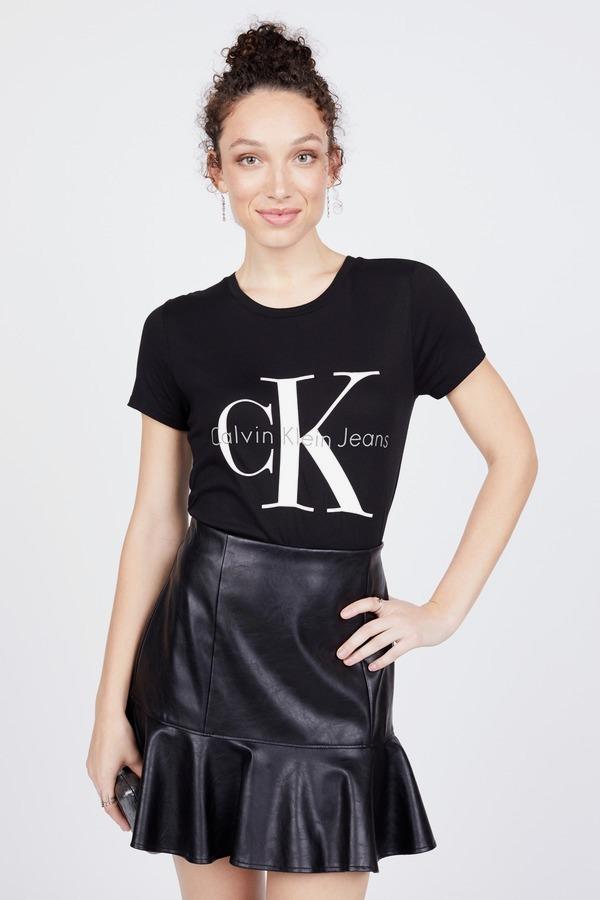 CK Logo Tee