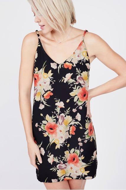 Boxy Slip Dress