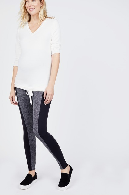 Color Block Legging