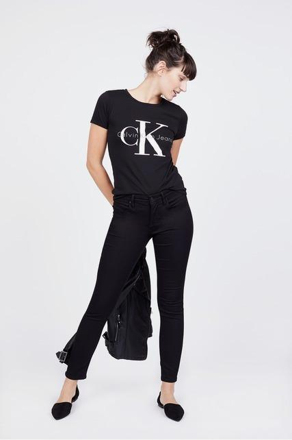 Mid Rise Slim Fit Jean