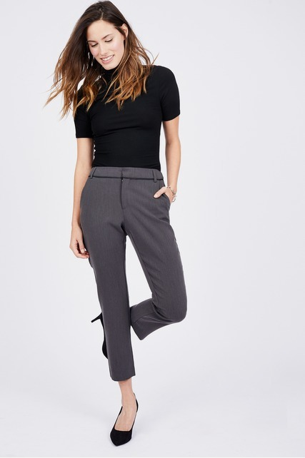 Classic Cropped Trouser