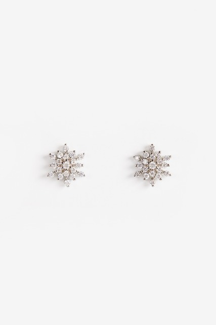 Crystal Burst Stud
