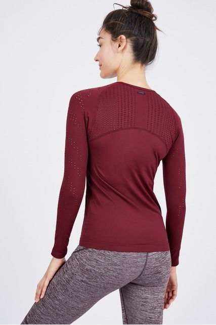 Breathable Mesh Top