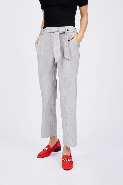 Bow Belted Trouser