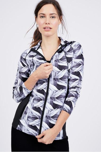 Zip Up Jacket