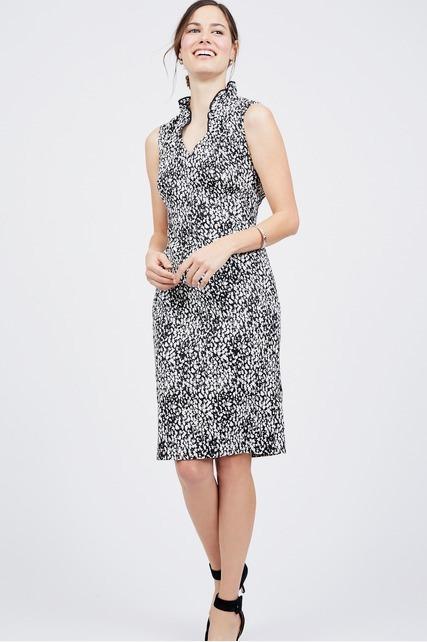 Compression Lace Dress