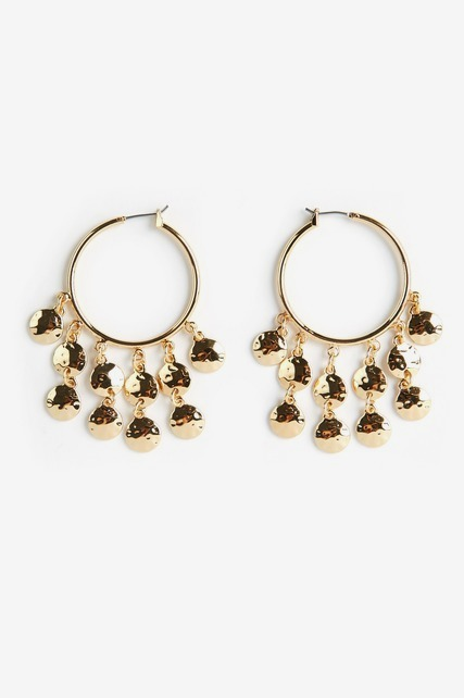 Statement Hoop Earring