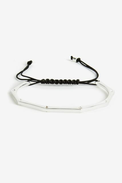 Geometric Slider Bracelet
