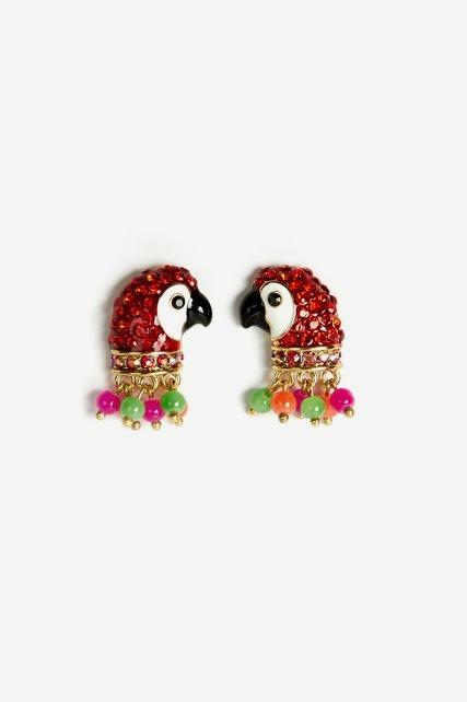 Parrot Earring