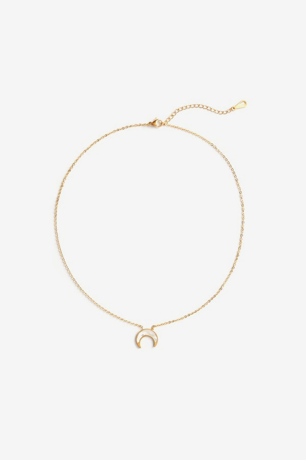 42596b789fa2c Crescent Necklace by Summer & Sage LTD - Rent Clothes with Le Tote