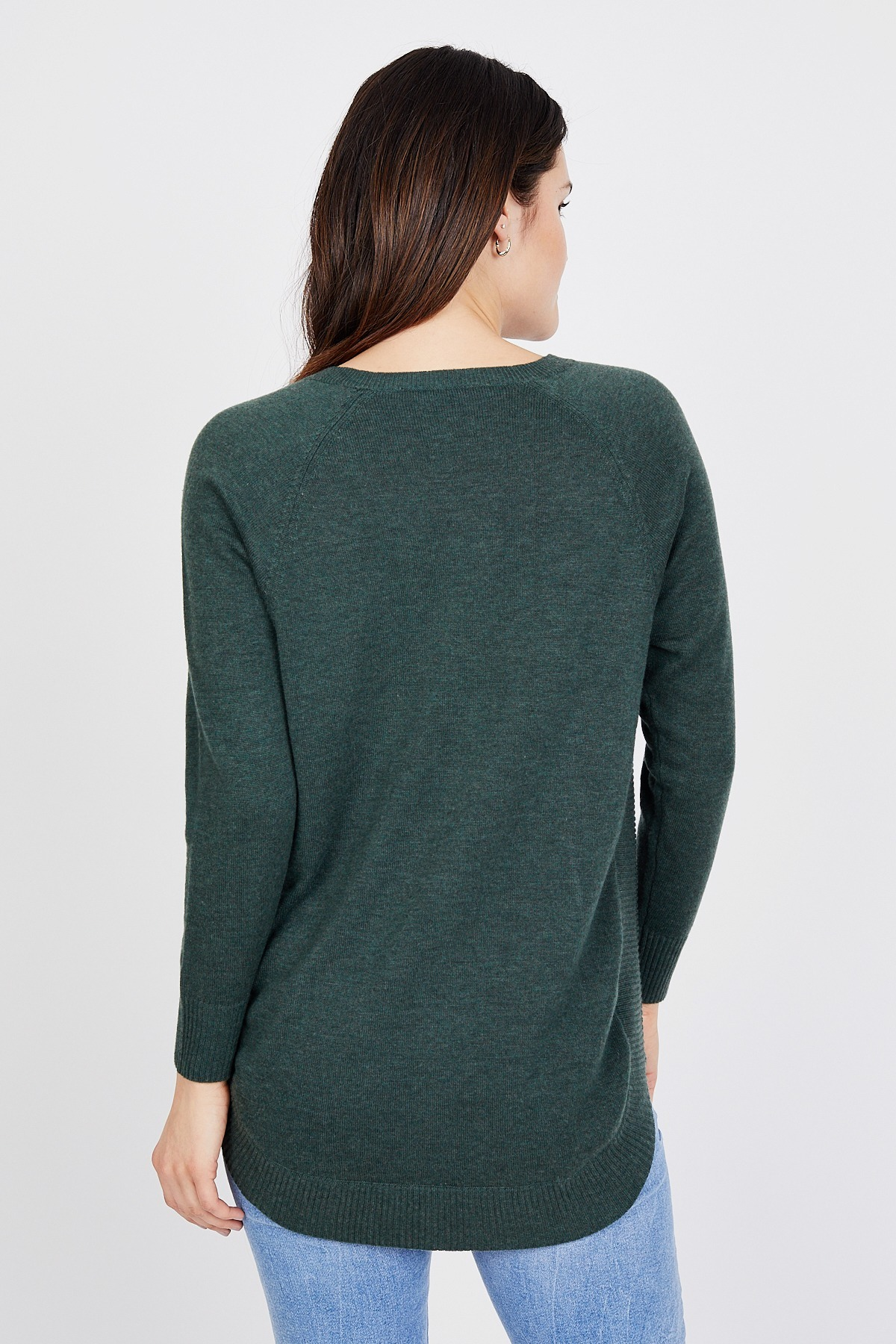 606a45f658be Front Pocket Sweater by Summer   Sage - Rent Clothes with Le Tote