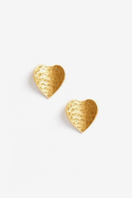 b70a90b84 Hammered Heart Stud by kate spade new york - Rent Clothes with Le Tote