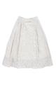 Marina Striped Full Skirt